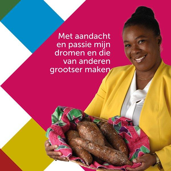 Diana J. Banks - United Colors Breda
